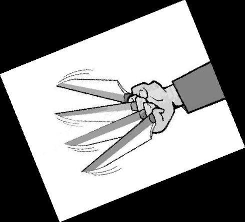 一刀砍 一刀切