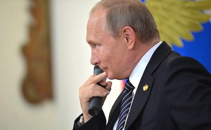 普京俄罗斯区块链
