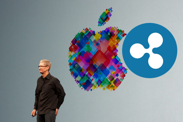 苹果公司(Apple)整合瑞波Ripple(XRP)Interledger技术