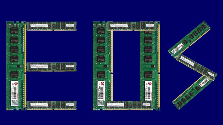 EOS RAM
