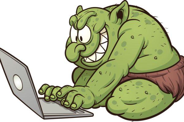 troll巨魔是什么意思?
