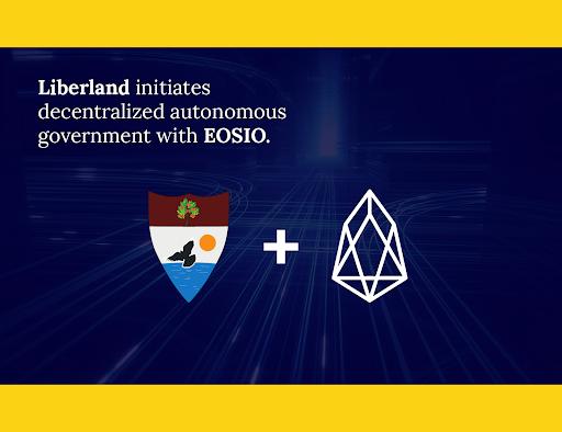 利伯兰通过EOSIO启动了分散的自治政府