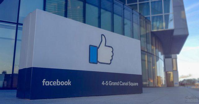 Facebook解除与虚拟货币相关的广告限制