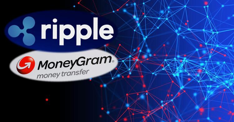 Ripple宣布与货币汇款巨头MoneyGram速汇金建立战略合作伙伴关系